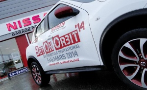 Garage du Faucigny - Sponsor du Bet On Orbit 2014