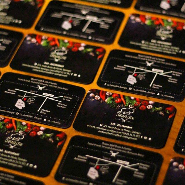 Cartes de visite pellicules avec coins arrondis  cartedevisitehellip