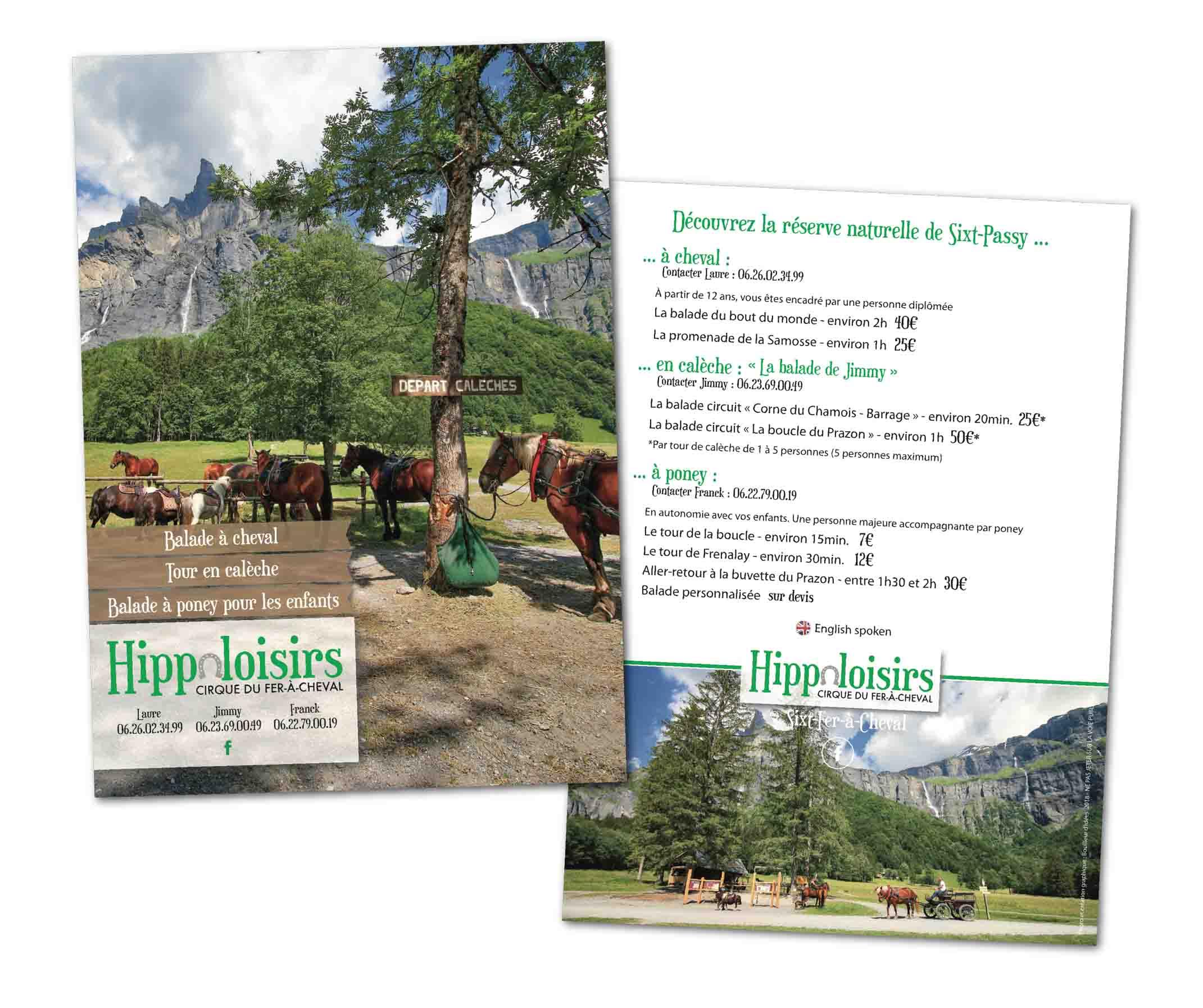 Image flyer Hippoloisirs